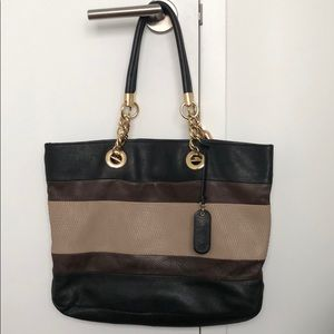 Cynthia Rowley 100% leather tote